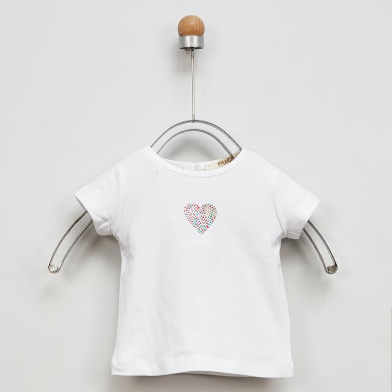 Kız Bebek Kısa Kollu Body 2011GB03018