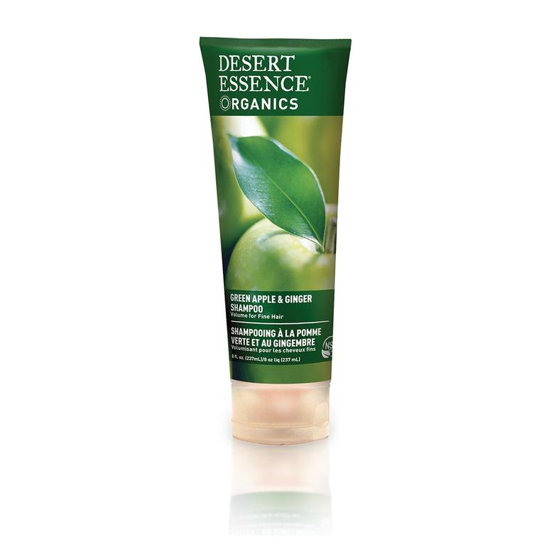 Desert Essence Yeşil Elma ve Zencefil Özlü Organik Şampuan 237 ml 9932UA62001