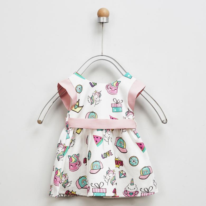 Kız Bebek Elbise 2011GB26035