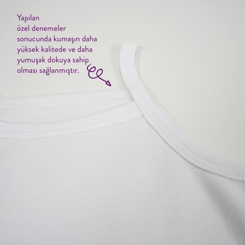 Yenidoğan 3'lü İp Askılı Body Set 9941UN20001