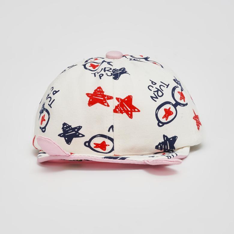 Kız Bebek Kep Şapka 2012GB19002