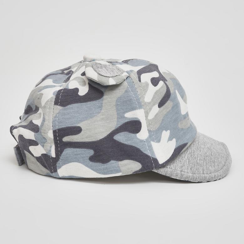 Erkek Bebek Kep Şapka 2012BB19001