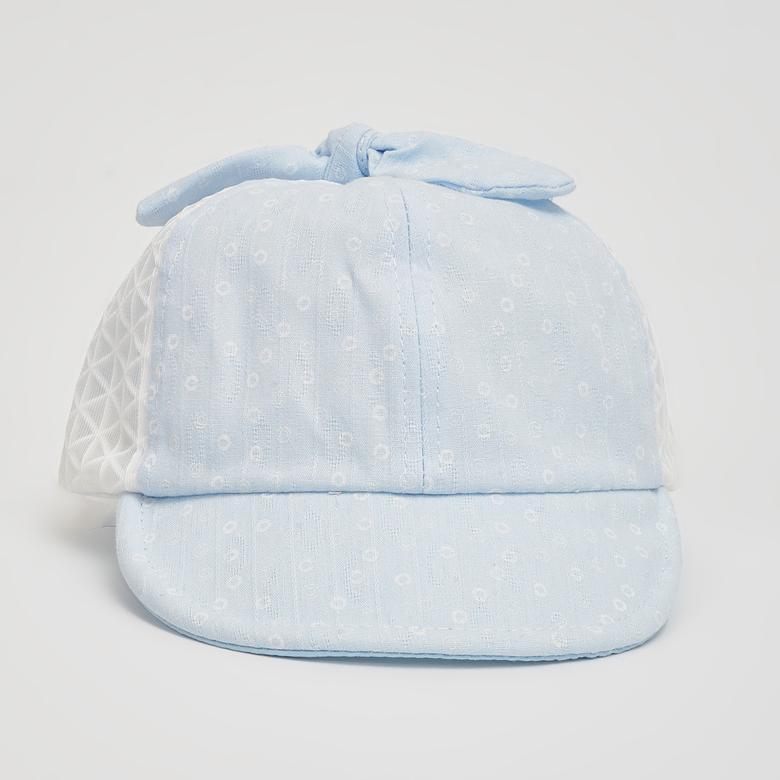 Kız Bebek Kep Şapka 2012GB19001