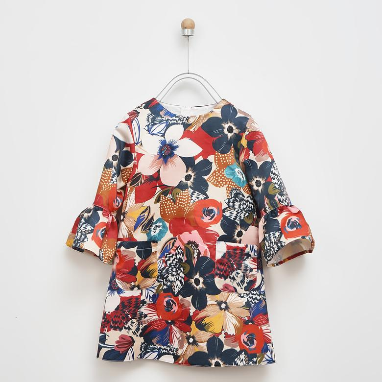 Kız Çocuk Elbise 2021GK26007
