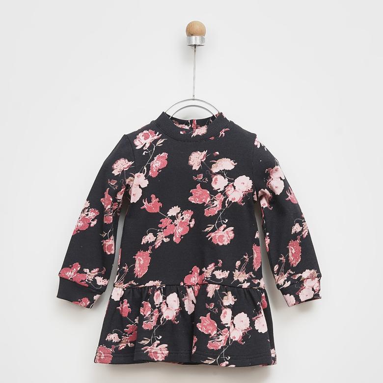 Kız Bebek Örme Elbise 2021GB26011