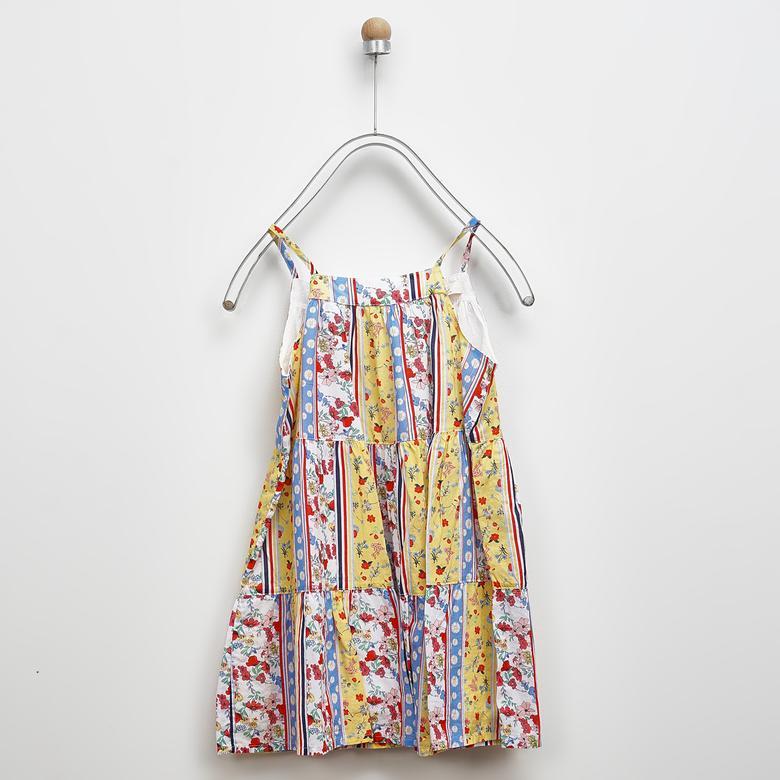 Kız Çocuk Günlük Elbise 2011GK26063