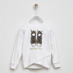 Kız Çocuk Sweatshirt 2021GK08016