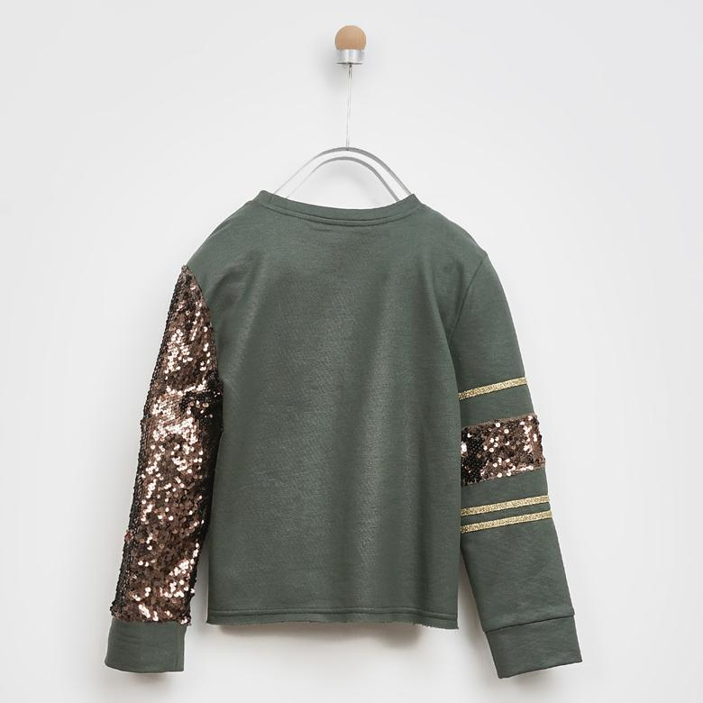 Kız Çocuk Sweatshirt 2021GK08014