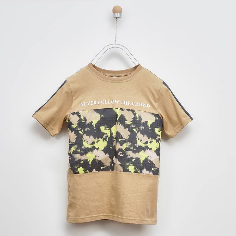 Erkek Çocuk T-Shirt 2021BK05002