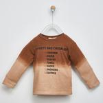 Erkek Çocuk Uzun Kollu T-shirt 2021BK05005