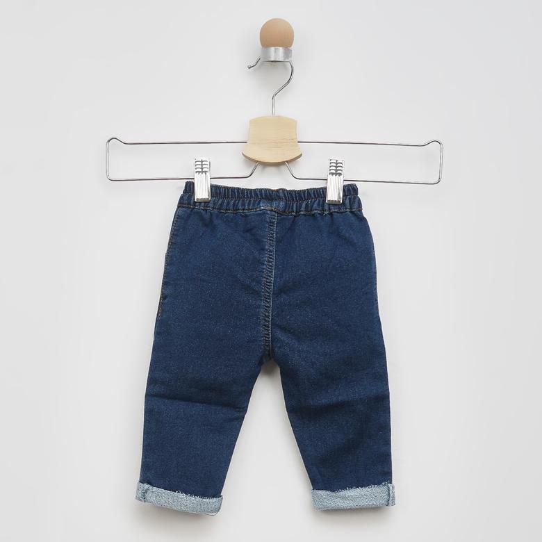 Erkek Bebek Denim Pantolon 2021BB04008