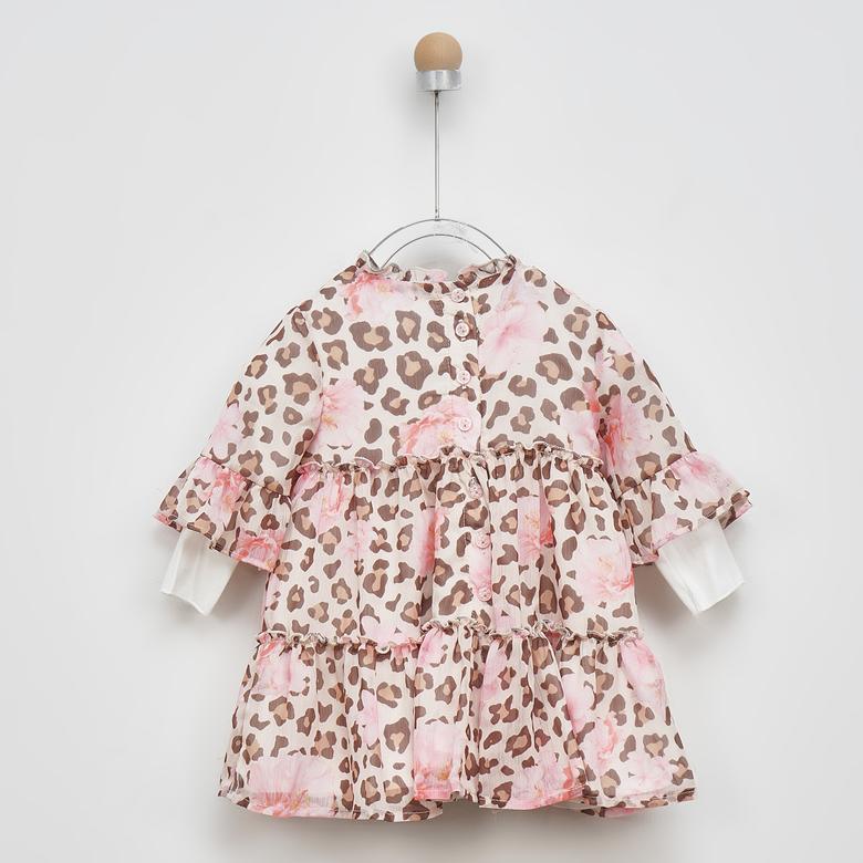 Kız Bebek Elbise 2021GB26009