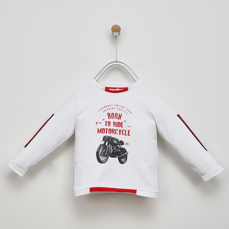 Erkek Çocuk Uzun Kollu T-shirt 2021BK05022