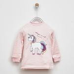 Kız Çocuk Pijama Takımı 2021GK39003