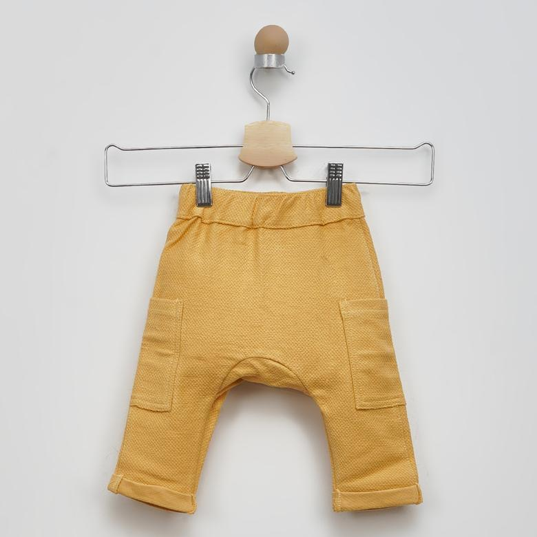 Erkek Bebek Örme Pantolon 2021BB04009