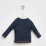 Erkek Bebek Uzun Kollu T-shirt 2021BB05001