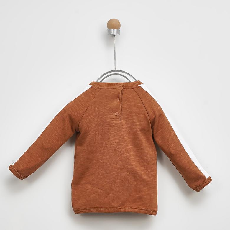 Erkek Bebek Sweatshirt 2021BB08002