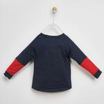 Erkek Çocuk Uzun Kollu T-shirt 2021BK05011