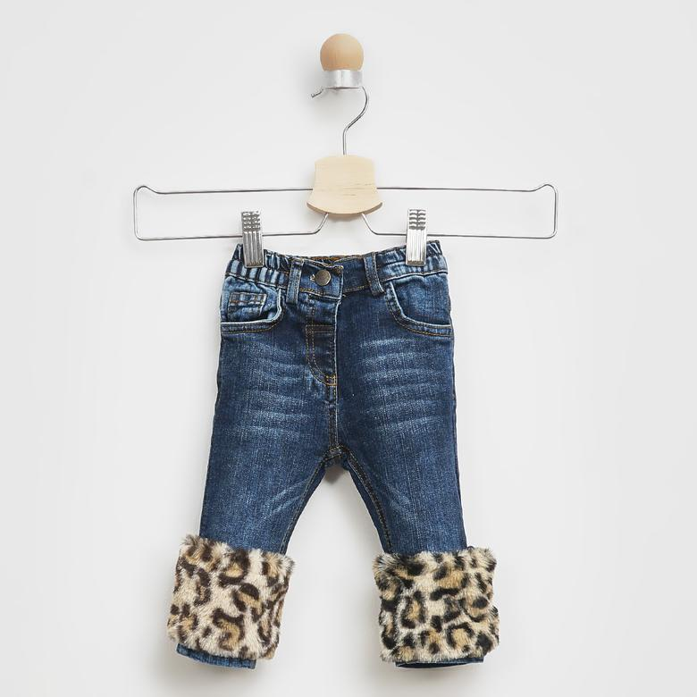 Kız Bebek Denim Pantolon 2021GB04008