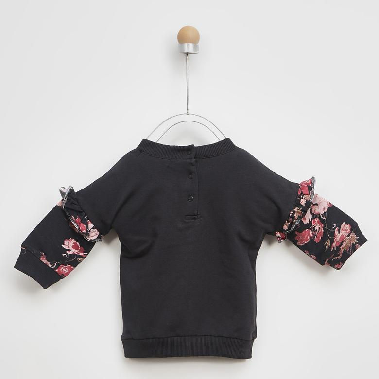 Kız Bebek Sweatshirt 2021GB08005