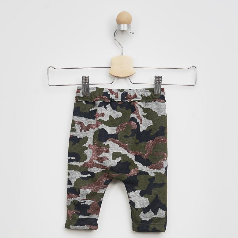 Kız Bebek Örme Pantolon 2021GB04005