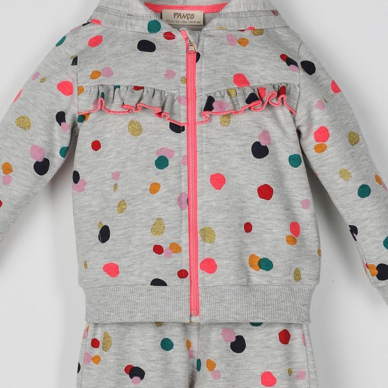Kız Bebek 2'li Eşofman Takım 2021GB17002