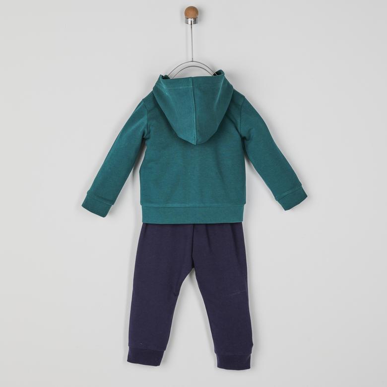 Erkek Bebek 2'li Eşofman Takım 2021BB17007