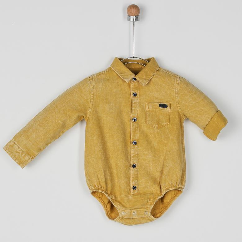 Erkek Bebek Gömlek 2021BB06002