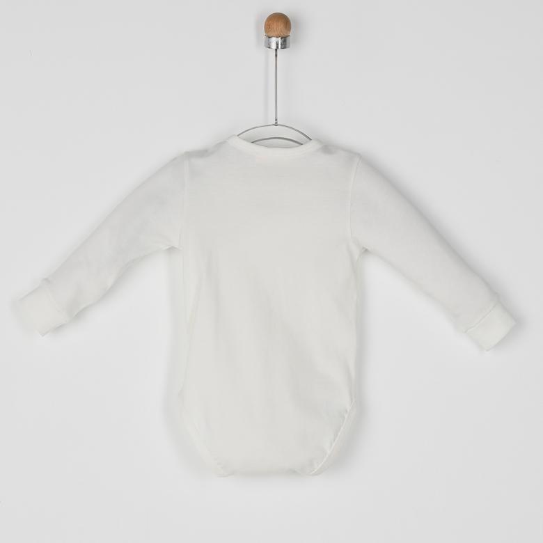 Erkek Bebek Uzun Kollu Body 2021BB03001