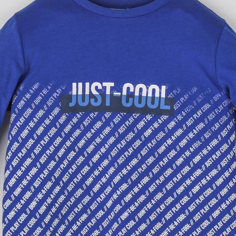 Erkek Çocuk Uzun Kollu T-shirt 2021BK05017