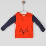 Erkek Bebek Sweatshirt 2021BB08021