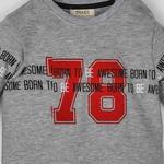 Uzun Kollu T-shirt 2021BB05019