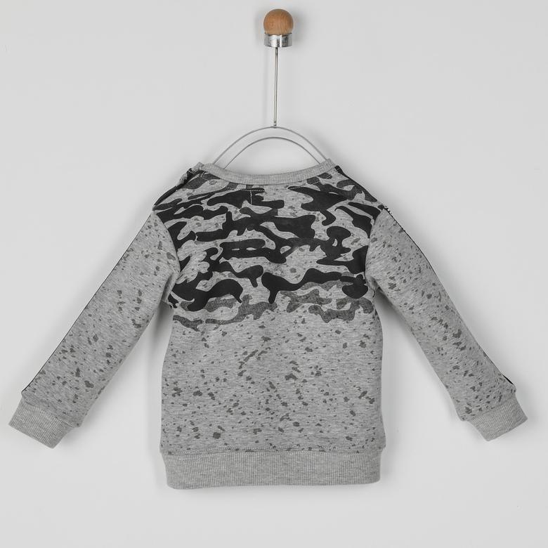 Erkek Bebek Sweatshirt 2021BB08023