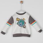 Erkek Bebek Sweatshirt 2021BB08027