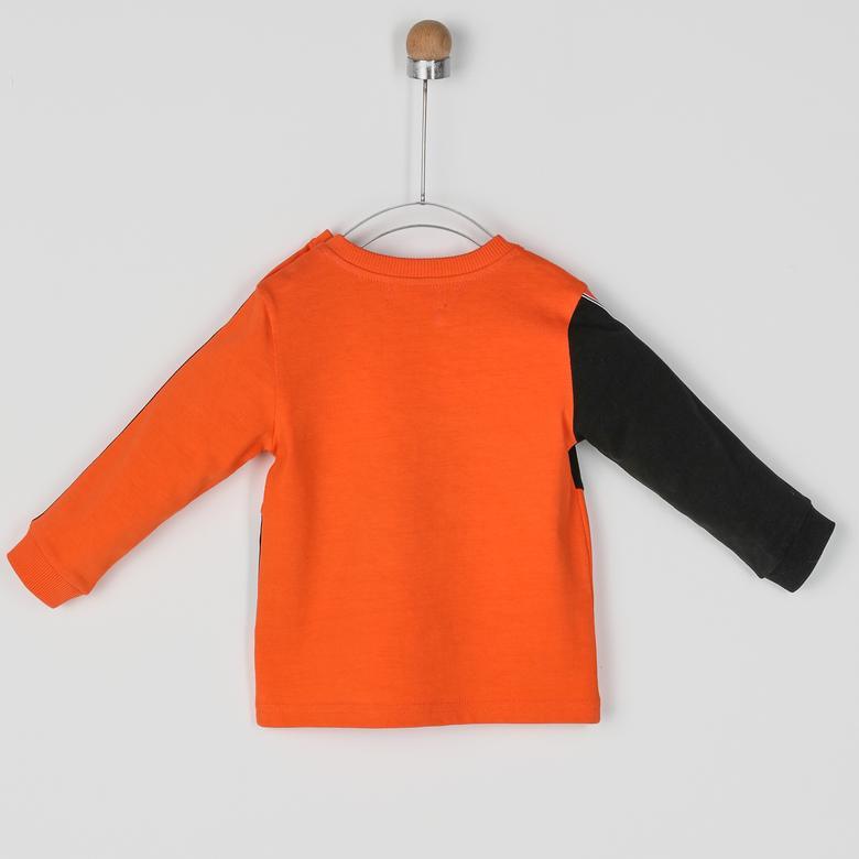 Uzun Kollu T-shirt 2021BB05017