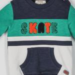 Erkek Bebek Sweatshirt 2021BB08015