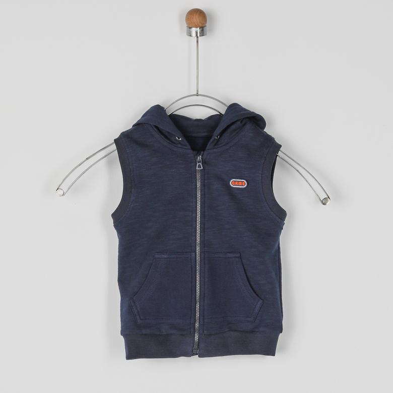 Erkek Bebek Örme Yelek 2021BB23001