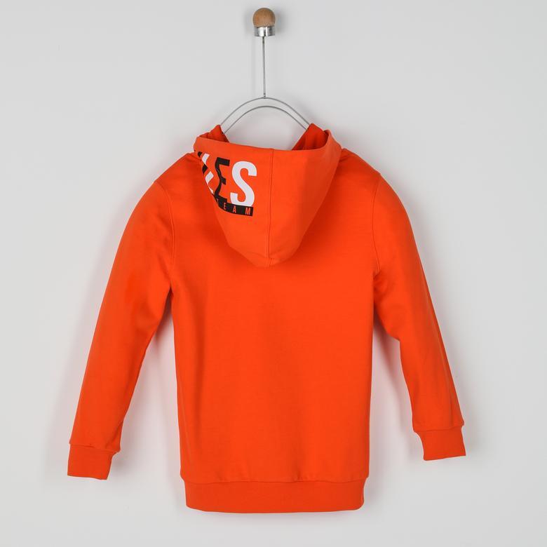 Kapşonlu Sweatshirt 2021BK08028