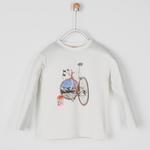 Erkek Çocuk Uzun Kollu T-shirt 2021BK05020