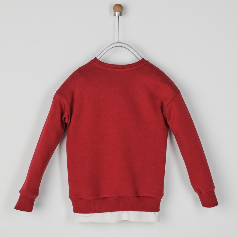 Erkek Çocuk Sweatshirt 2021BK08026