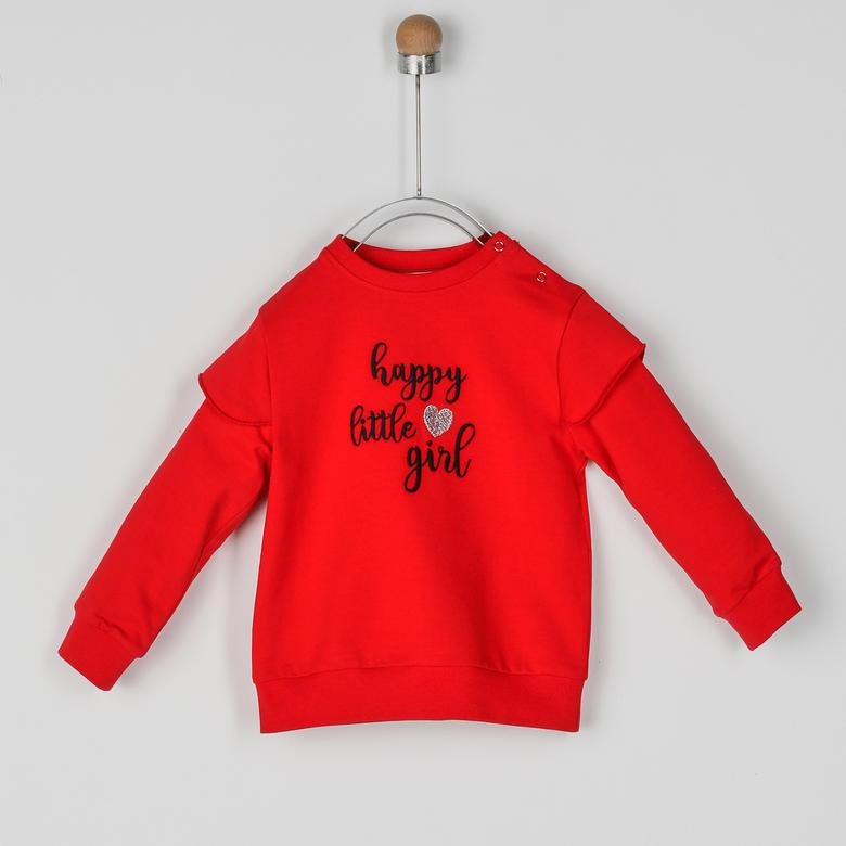 Kız Bebek Sweatshirt 2021GB08019