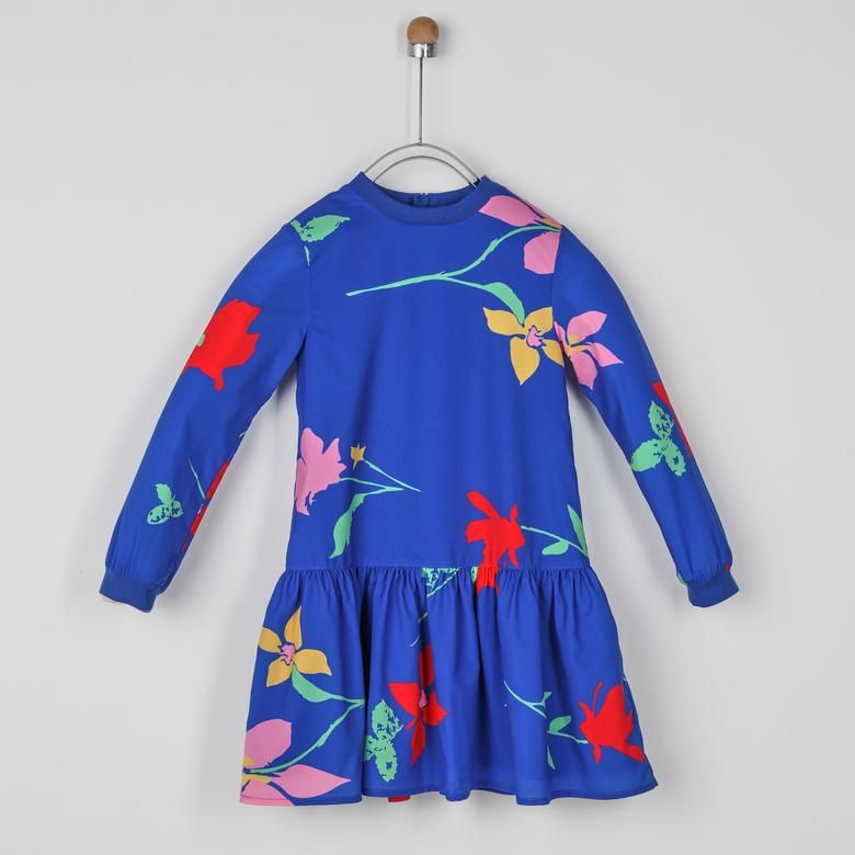 Kız Çocuk Elbise 2021GK26027