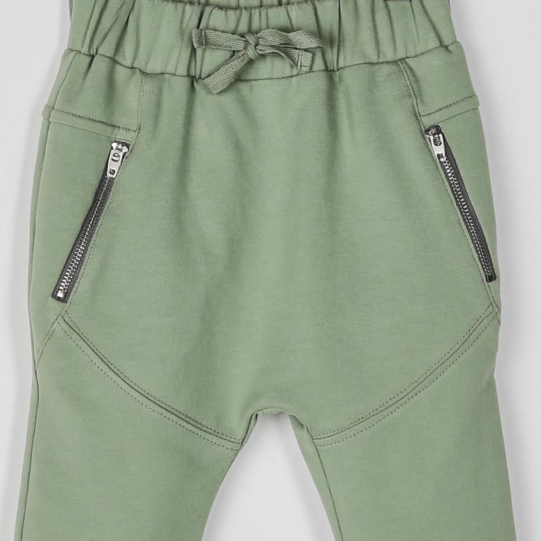 Erkek Bebek Örme Pantolon 2021BB04023