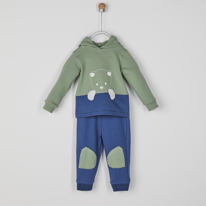 Erkek Bebek 2'li Eşofman Takım 2021BB17015