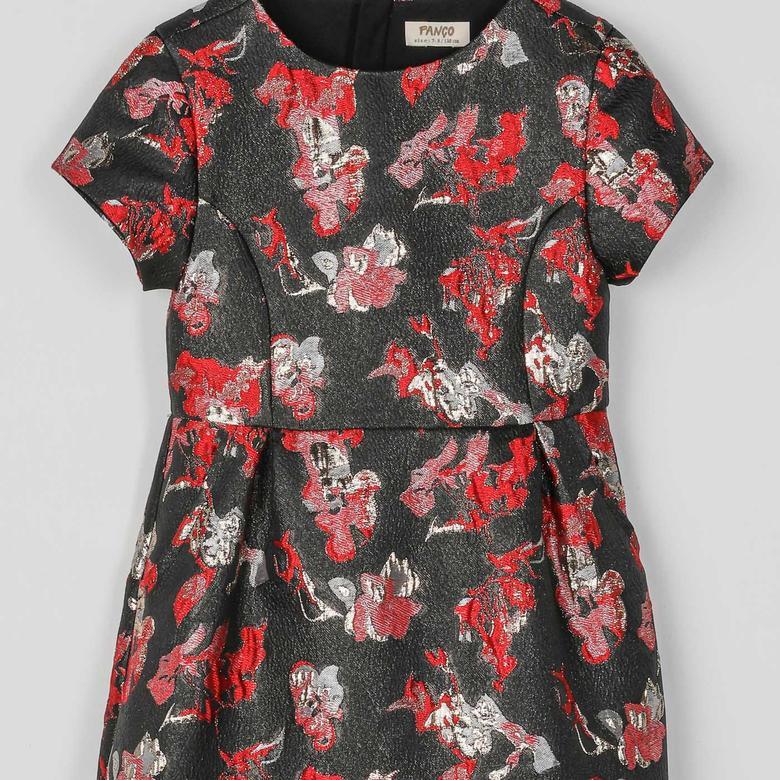 Kız Çocuk Parti Elbisesi 2021GK26022