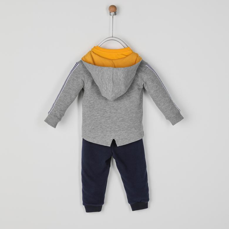 Erkek Bebek 2'li Eşofman Takım 2021BB17017