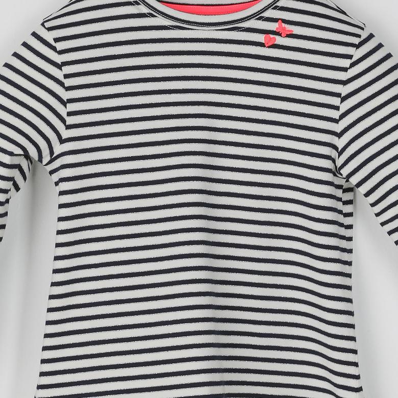 Kız Çocuk Uzun Kollu T-shirt 2021GK03032