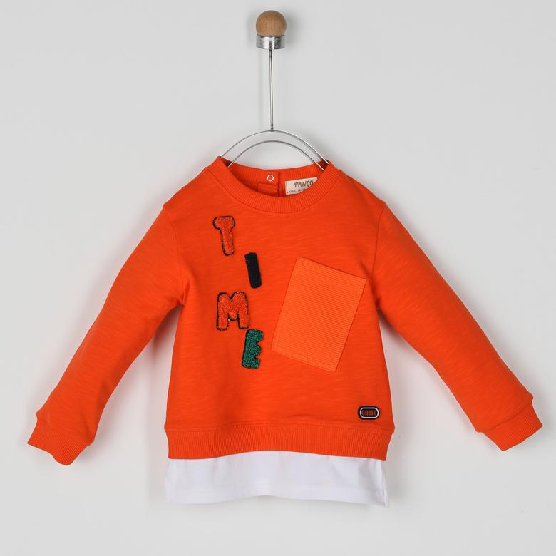 Erkek Bebek Sweatshirt 2021BB08013