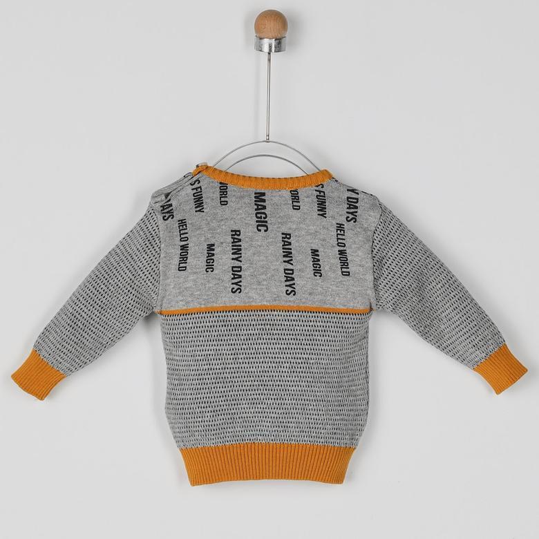 Erkek Bebek Triko Kazak 2021BB18005