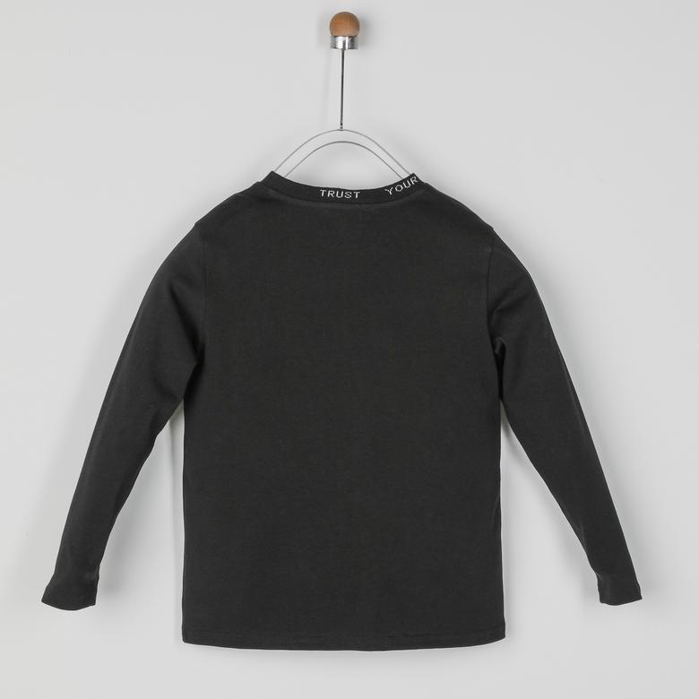 Uzun Kollu T-shirt 2021BK05021